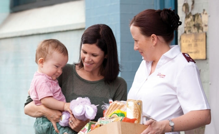 Aurizon donates housing to Salvos